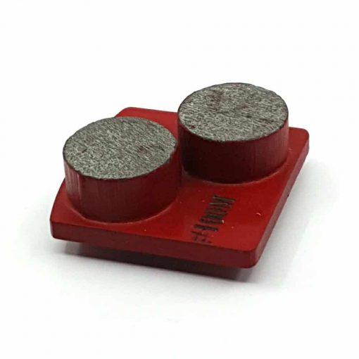 100 grit medium bond concrete floor grinding segment