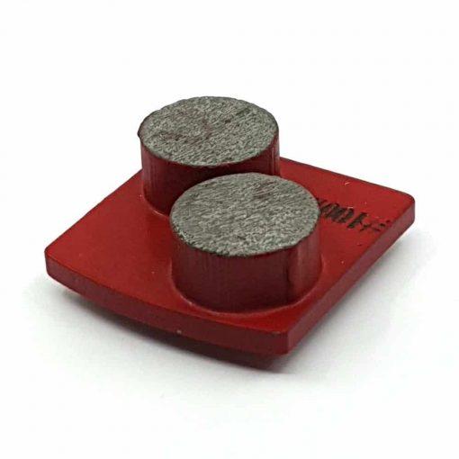 100 grit diamond medium bond concrete grinding shoes