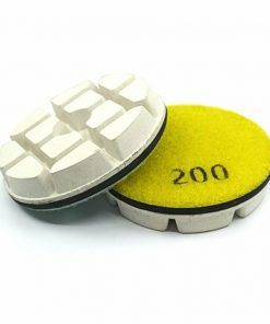 200 grit diamond resin bond polishing pucks