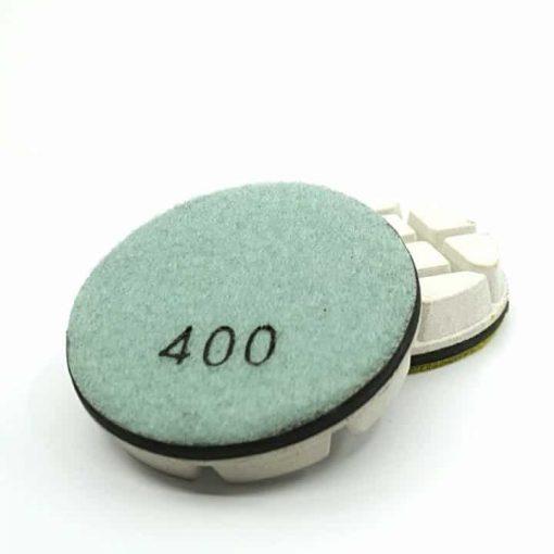 "400 grit 3"" concrete floor polishing puck 1"