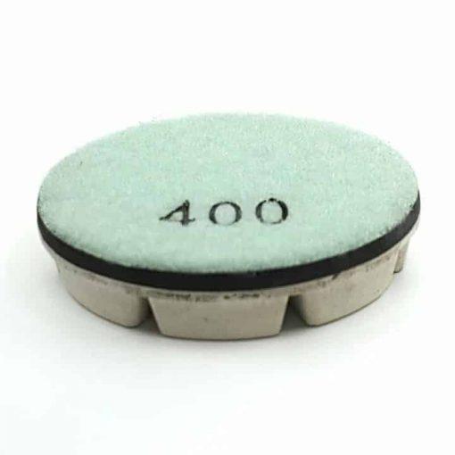 "400 grit 3"" concrete floor polishing puck"