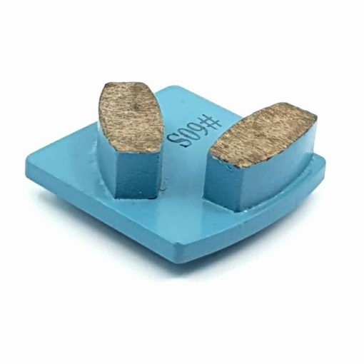 60 grit soft bond concrete grinding shoes